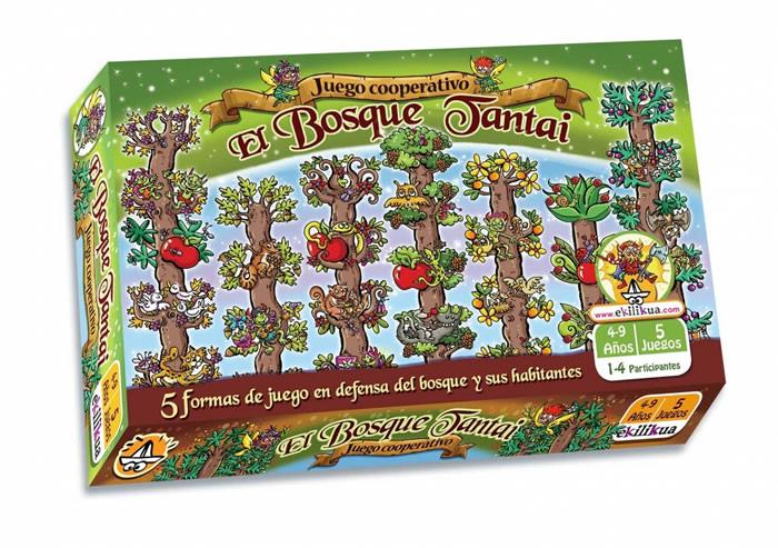 Guardianes De La Pachamama Y El Bosque Tantai Juegos De Mesa