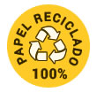 Sello reciclado
