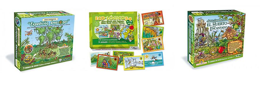 Juegos De Mesa Cooperativos Para Promover La Educacion Medioambiental