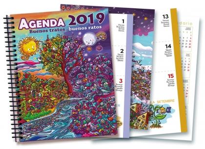 Agenda Buenos Tratos, Buenos Ratos 2019