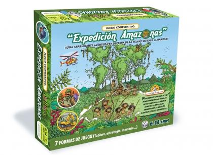 """Taller medioambiente """"Expedición Amazonas"""""""