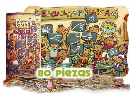 Puzzle Escuela Pública