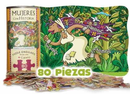 Puzzle Niara, la Cimarrona