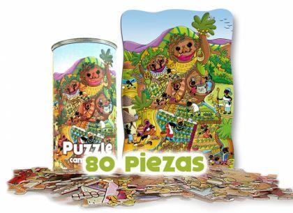 Puzzle Campesina