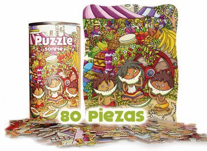 Puzzle Sonríe