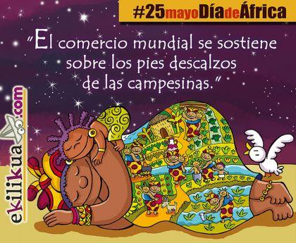 Celebremos el Día de África defendiendo el comercio justo