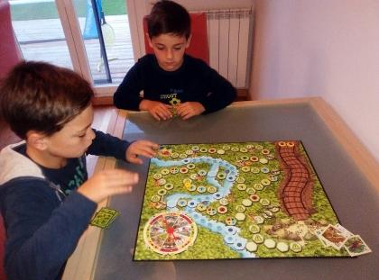Juegos de mesa para las frías y grises tardes de otoño