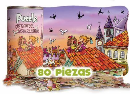 Puzzle Primera Aventura