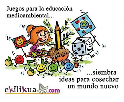 Juegos de mesa cooperativos para promover la educación medioambiental