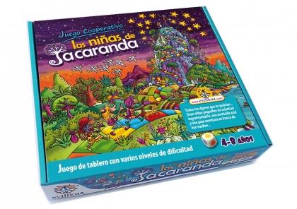 Las niñas de Jacaranda